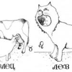 Совместимость льва и тельца по гороскопу