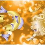 Лев и Рыбы совместимость в любви и браке