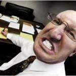Делаем защитный оберег от злого начальника
