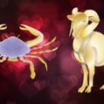 Совместимости знаков зодиака Рак и Овен