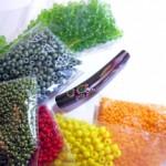 Из разноцветного бисера — полезные амулеты